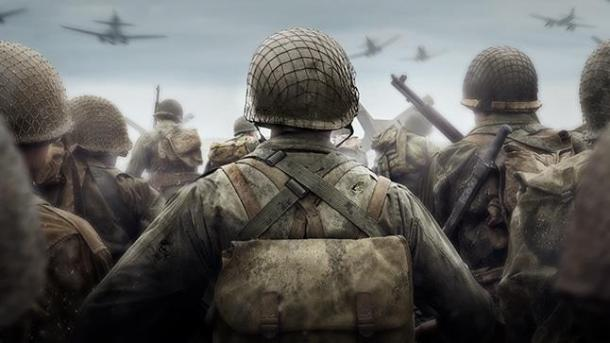 Еще один трейлер Call of Duty: WWII Call of Duty: WWII