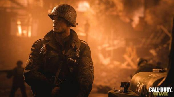 Дебютный трейлер Call of Duty: WWII Call of Duty: WWII