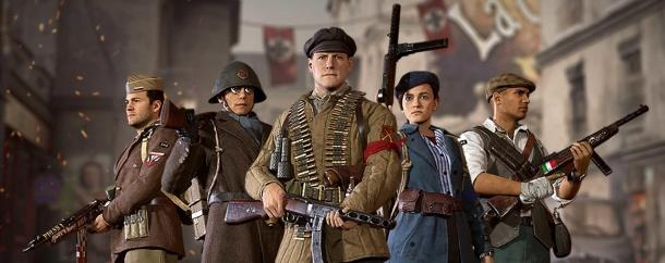 Новый трейлер DLC The Resistance для Call of Duty: WWII Call of Duty: WWII